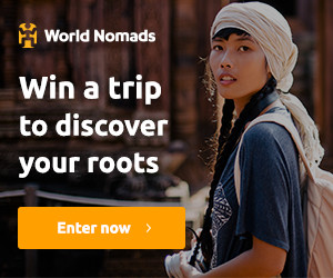 Win a trip for 2 to discover your family story!