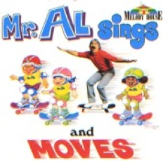 Mr. Al Sings & Moves