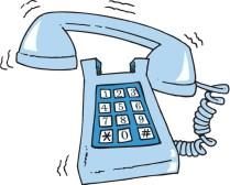 Telephone Ringinging