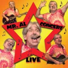 Mr. AL Live In Concert CD