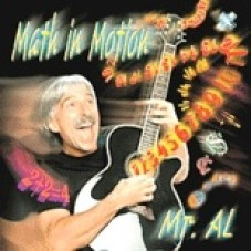 Mr. Al Math In Motion Cd