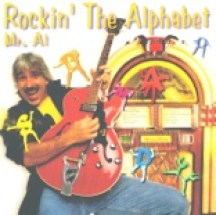 Mr. Al Rockin' The Alphabet CD