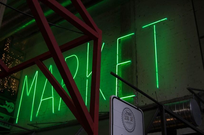 Mercado de San Ildefonso @mrandmslemon