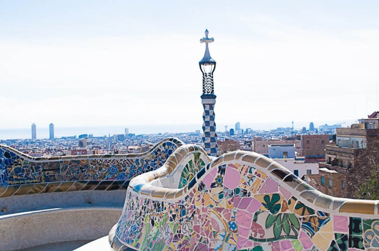 Parque Guell by mr&mslemon-14