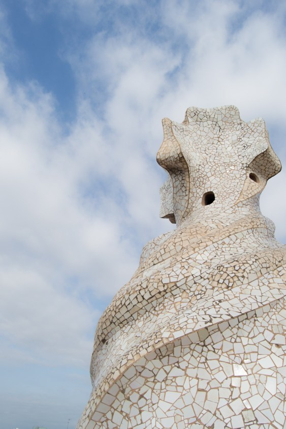 Barcelona Imprescindible. La Pedrera by mrandmslemon.com