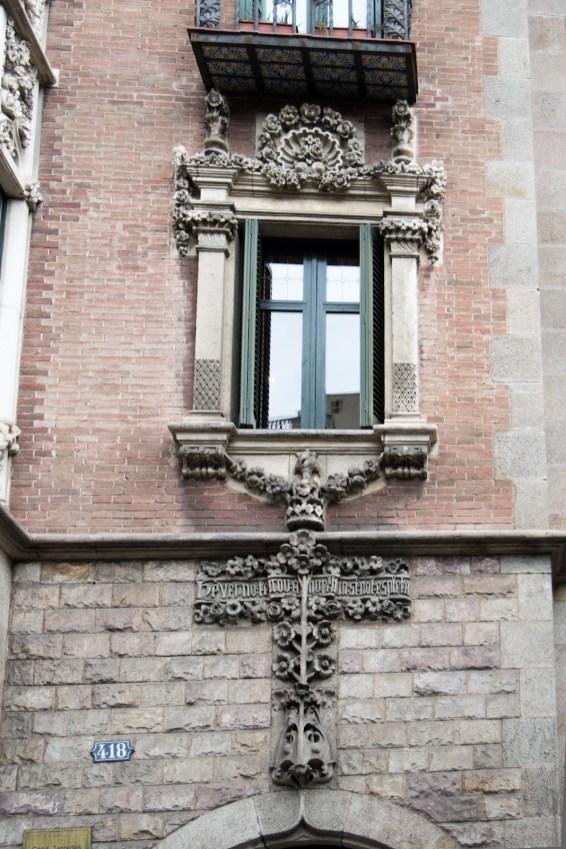 La Casa de Les Punxes Barcelona Modernista10