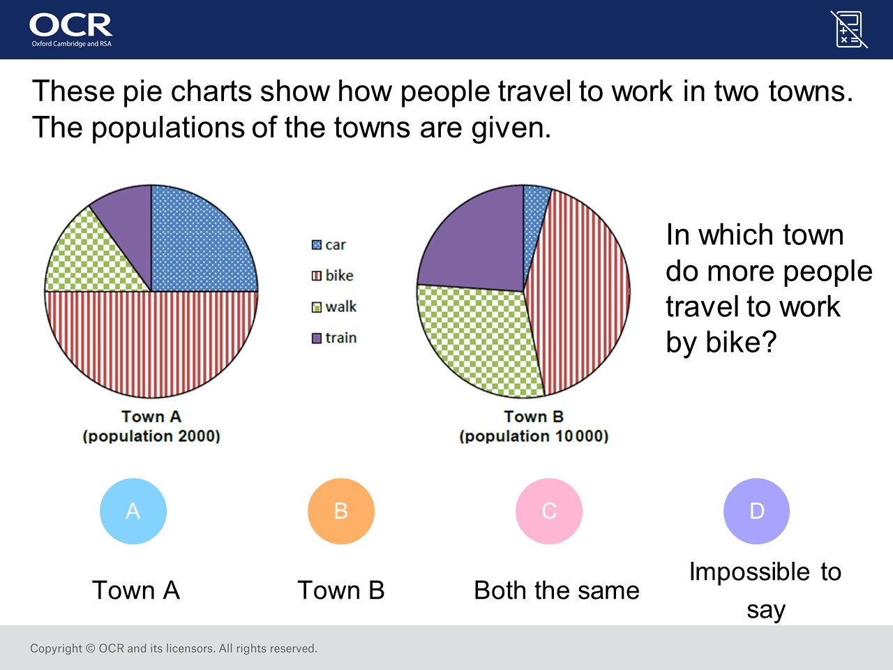 Intepreting Pie Charts Foundation Higher Gcse Maths