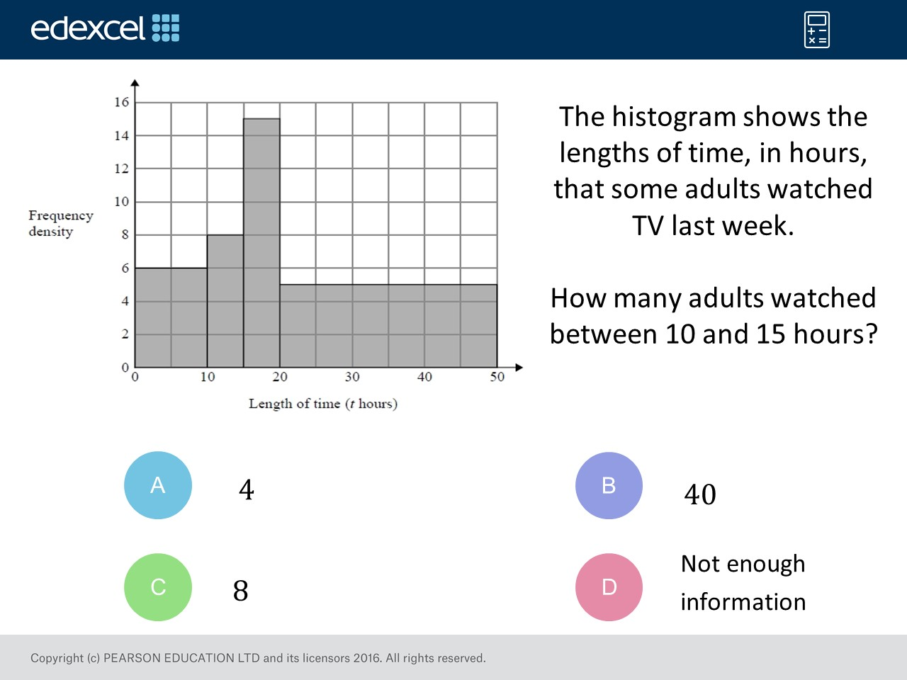 Histograms Higher Gcse Maths Question Of The Week On Mr