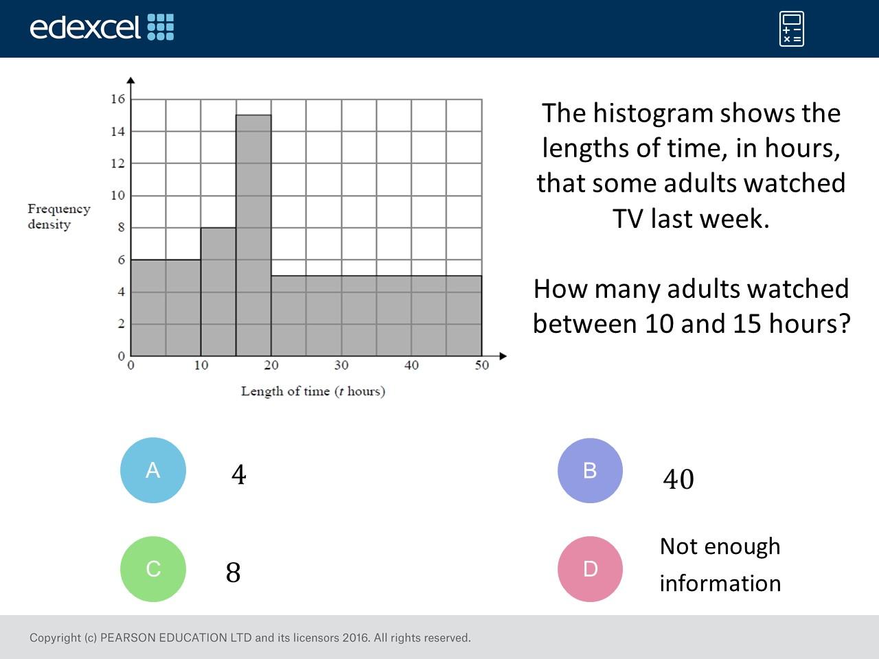 Histograms Higher Gcse Maths Question Of The Week On Mr Barton Maths