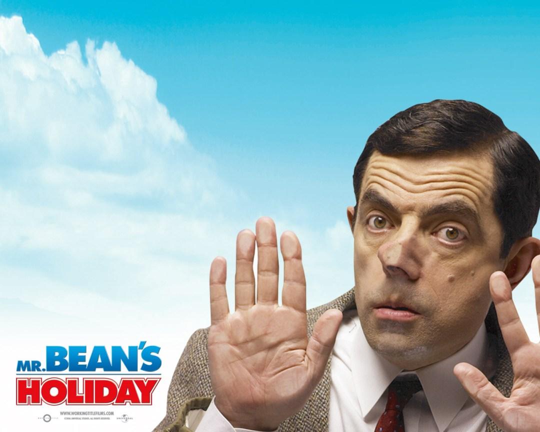 Mr. Bean's Holiday Wallpaper