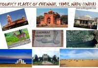 Places to see in chennai