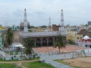 Famous Mosques Masjids in Chennai India
