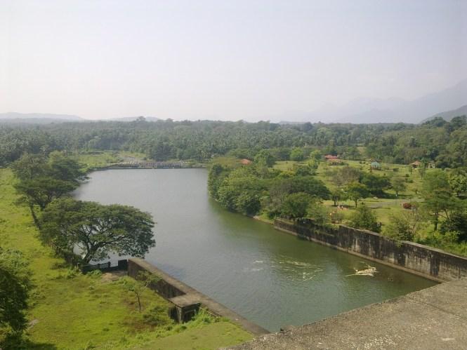 tourist places palakkad Kanjirapuzha
