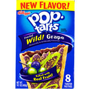 Wild! Grape Pop-Tarts