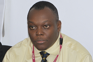 Dr Ifedayo Adetifa (MRC Unit The Gambia) – Principal Investigator Global Fund Round 9 TB project.