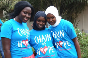 Meet Isatou, Abbie and Yassin, three young Gambian women who have all been fortunate to receive life saving cardiac surgery.