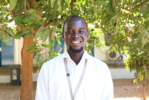Dr Modou Jobe aims to understand the link between metabolic problems and cardiovascular diseases