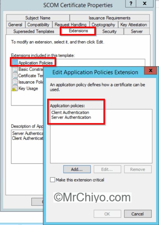 Scom 2016 certificate errors event id 20049 mrchiyo image yadclub Choice Image