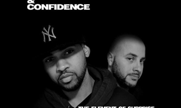 "Rashad & Confidence ""The Element of Surprise"" (Instrumentals)"