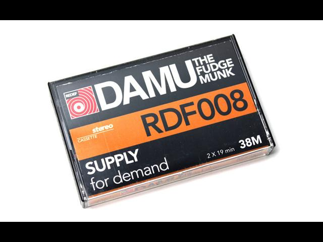 "Damu The Fudgemunk ""Supply For Demand"" Cassette & Vinyl"