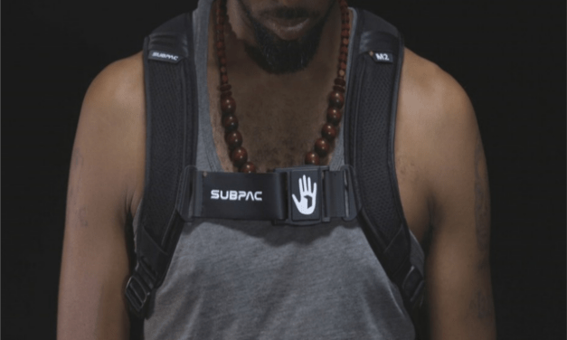 SubPac M2 brings the bass to your body