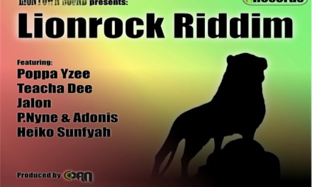 Ganja Fi Legal By Artist P. Nyne Ft. Adonis (Lion Rock Riddim) Review