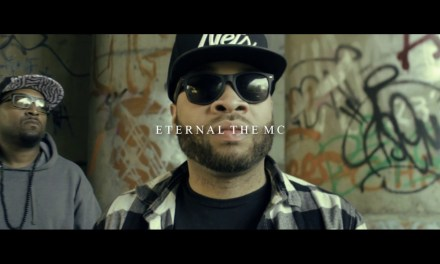 Eternal ft. Cyrano Sinatra – It's War (You Feel It Yet?) Prod. by Millie Vaughn Video