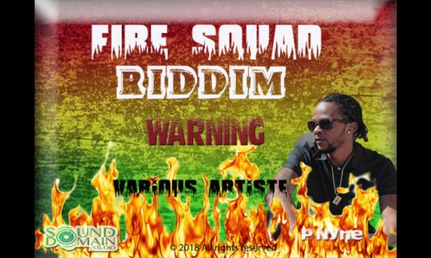 "P. Nyne – ""Warning"" (Fire Squad Riddim) [Audio]"