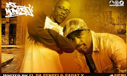 DJ MODESTY – THE REAL HIP HOP SHOW N°342 (Hosted by EL DA SENSEI & SADAT X)