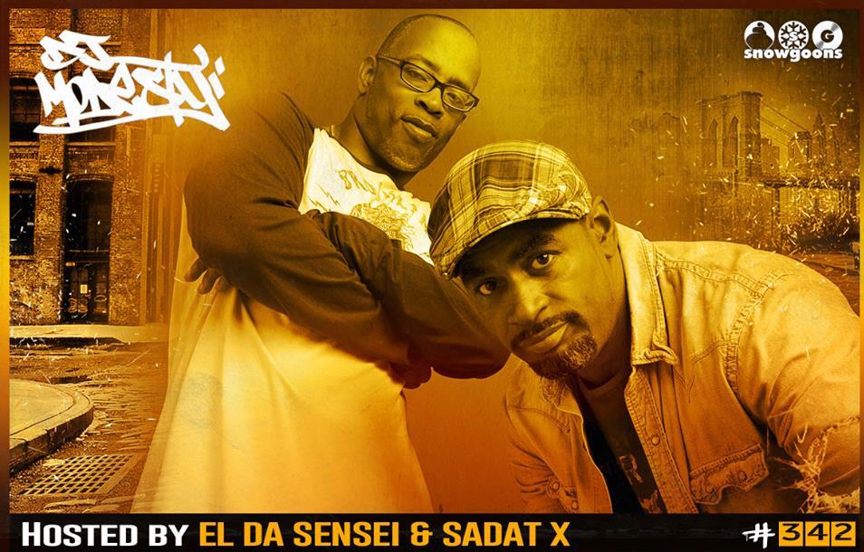 DJ MODESTY – THE REAL HIP HOP SHOW N°342 (Hosted by EL DA SENSEI & SADAT X)