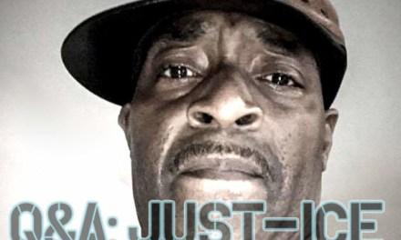 Q&A: Hip hop Icon JUST-ICE Interview (Listen)