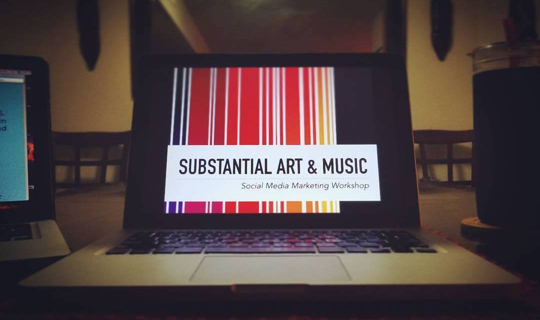 Q&A: Substantial Art & Music (Consulting) Interview