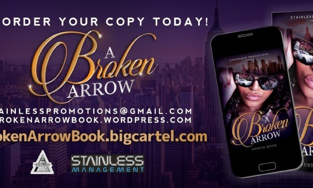 "Q&A: Justis Hype's New Book ""A Broken Arrow"" Interview"