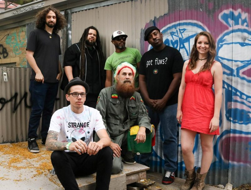 Austin TX Collective Thought Rapper/Vocalist Project Dead Interview