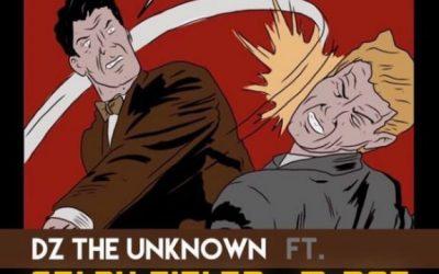"DZ The Unknown – ""Thunder Slap"" ft. Celph Titled, M-Dot, Esoteric & Big Shug (prod. by C-Lance)"