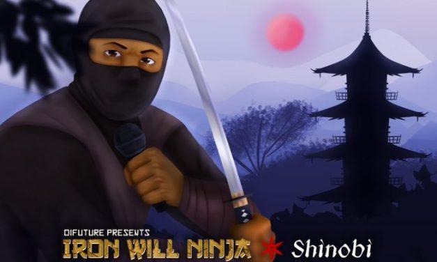 Krumsnatcha's Di Future Presents: Iron Will Ninja Shinobi (Listen)
