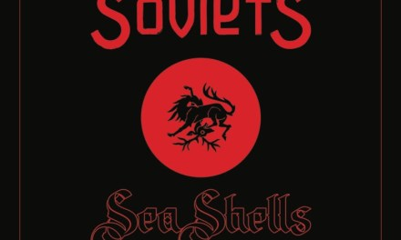 "SOVIETS (Jeff Spec & Chaix) releases new album ""Sea Shells"""