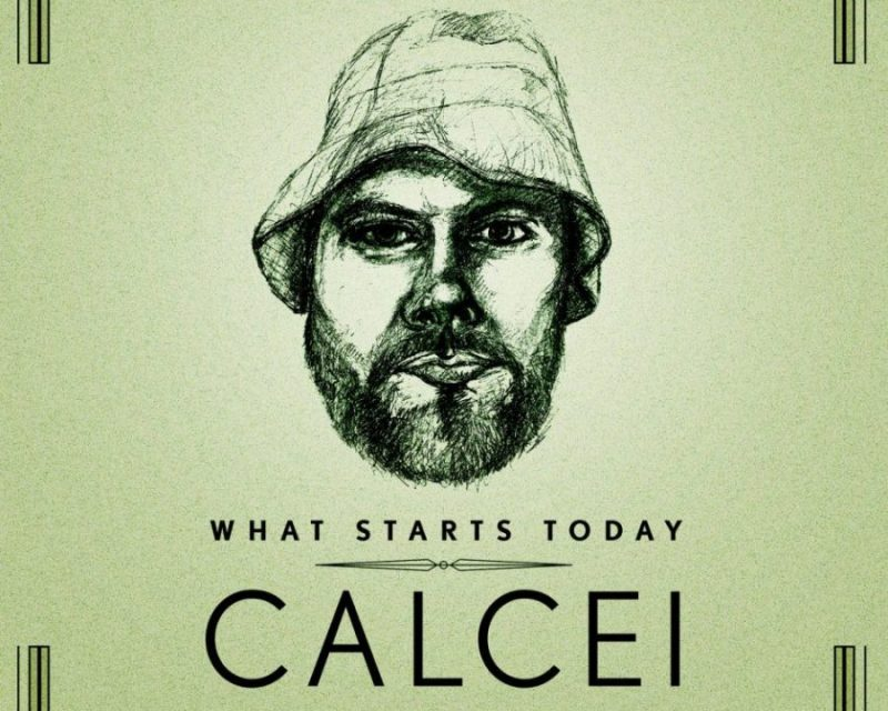 """Calcei """"What Starts Today"""" LP (Listen)"""