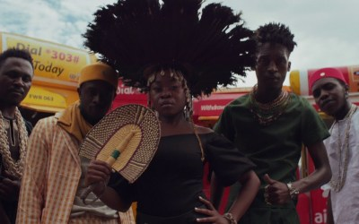 "Sampa The Great ""Final Form"" Video"