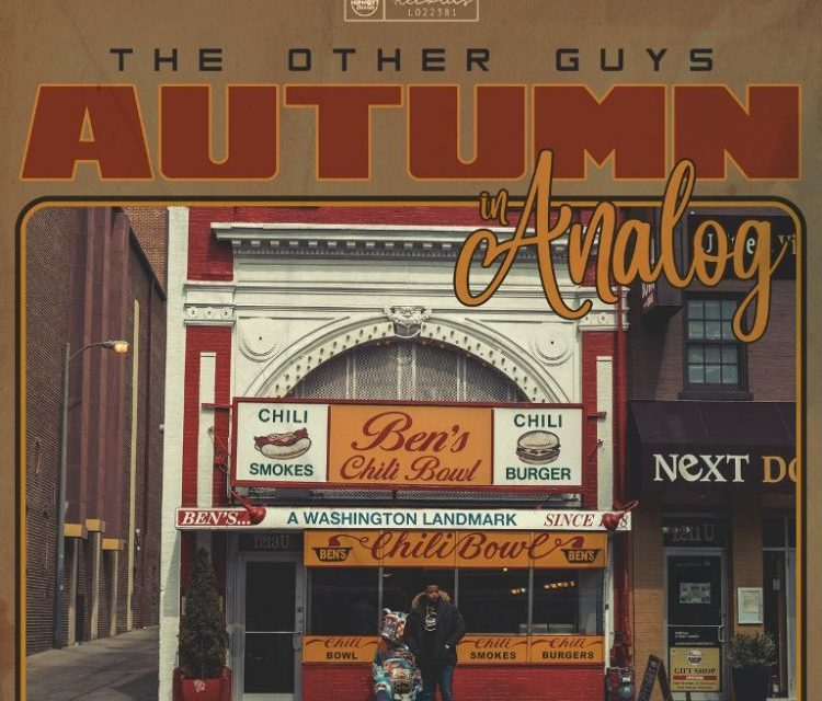 The Other Guys 'Autumn In Analog' (Instrumental EP)