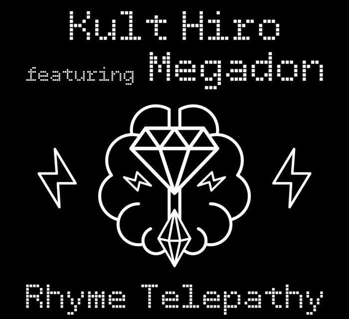 """New Kult Hiro """"Rhyme Telepathy"""" (feat. Megadon)"""