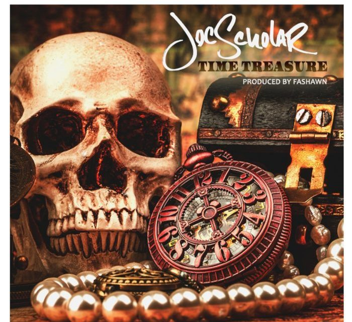 "New Joc Scholar – ""Time Treasure"" prod. by Fashawn"