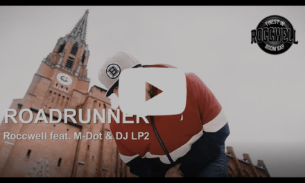 "New Roccwell feat. M-Dot & DJ LP2 ""Roadrunner"" (Video)"