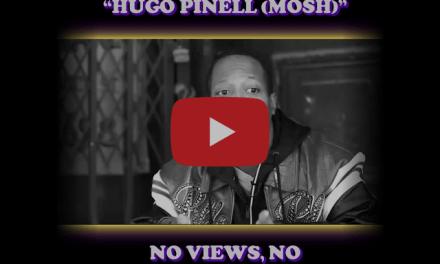 "EMMA LEE ""Hugo Pinell (MOSH)"" Lyric Video"