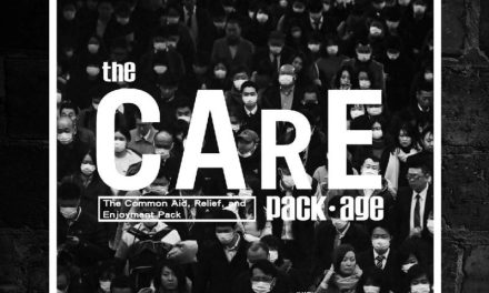 "A Slave Called Ruth – ""The Care Package"" (Mixtape)"