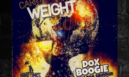 "Dox Boogie feat. Isis Tha Saviour, Tek Luciano & Prinx Mikul "" Carry That Weight"""