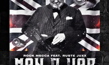 Rock Mecca feat. Ruste Juxx – 'Man-O-War' Single