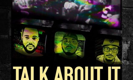 """Rob Cave ft: Homeboy Sandman & Donwill """"Talk About It"""""""