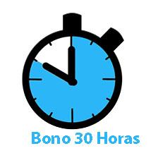 Bono 30 horas Mantenimiento