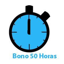 Bono 50 horas Mantenimiento